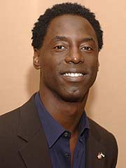 Isaiah Washington's Presidential Run-In