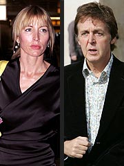 Paul McCartney, Heather Mills Meet in Court