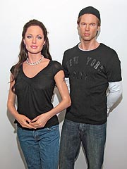 Pitt-Jolie Wax-Museum Wedding Is Canceled