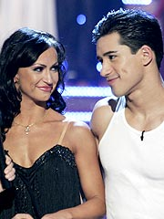 Dancing's Mario Lopez and Karina Smirnoff Getting Cozier