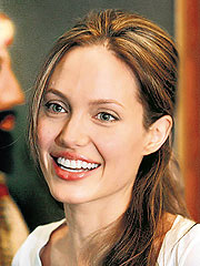 Angelina Jolie Travels to Vietnam