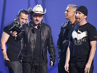 U2 Lead Pack with 5 Grammy Wins