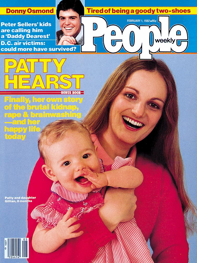Long Since Returned to An Ordinary Life as a Young Mother, Patty Hearst Still Thinks About Her Safety