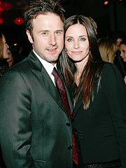 David Arquette: 'No Surprises' with Courteney Cox