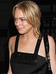 Lindsay Lohan Formally Booked in DUI Case