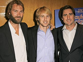 Luke Wilson Opens Up About Filming with His Brothers