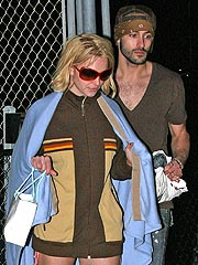 Britney's New Man Takes a Cue from K-Fed's Style