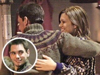Mandy Moore and DJ A.M.: New Couple?