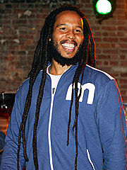 Singer Ziggy Marley, Wife Welcome a Son