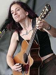 Singer Ani DiFranco Welcomes a Daughter