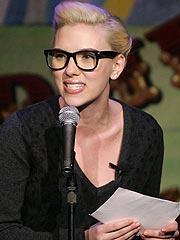 Scarlett Johansson's Dream Date: Patrick Swayze