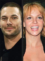 Kevin Federline Visits Britney Spears in Rehab