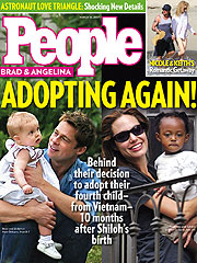 COVER STORY: Brad & Angelina Prepare for Baby No. 4