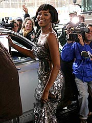 Naomi Campbell Leaves Cleanup Duty in Rolls Royce