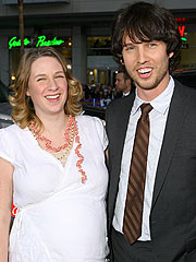 Jon Heder's Baby Due 'Any Second'