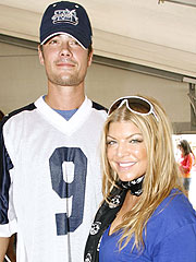 Fergie: Josh Duhamel Is My Private Dancer