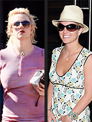 Britney Spears Getting Back to 'Fighting Weight'