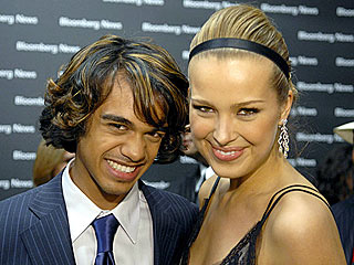 Sanjaya&#39;s a Hit at White House Correspondents&#39; Dinner