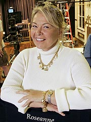 Intern Punks Roseanne Barr on MySpace Blog