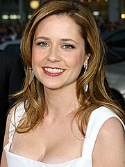 Jenna Fischer Takes 'Baby Steps' with Injury