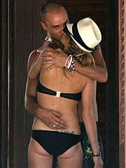 Lindsay Lohan & Calum Best's Romantic Escape