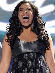 Jordin Sparks: 'I Love the Love!'