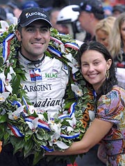 Ashley Judd's Husband Wins Indianapolis 500