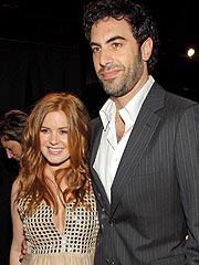 Sacha Baron Cohen & Isla Fisher's Baby Due in Winter