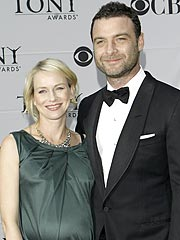 Naomi Watts & Liev Schreiber Name Baby Samuel