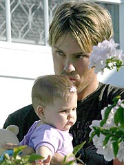 Larry Birkhead Tries to Stay Positive for his Daughter
