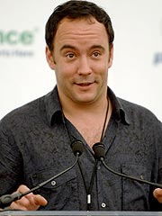 Dave Matthews Goes Green with Eco-Friendly Diapers
