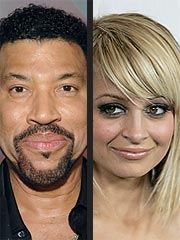 Lionel Richie to Nicole: 'Baby, Call Me!'