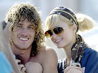 Paris Hilton's Surfer Guy Calls Her 'Amazing'