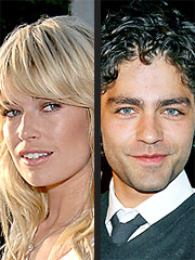 Adrian Grenier Dating Sports Illustrated Swimsuit Model