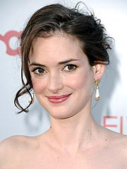 Winona Ryder Briefly Hospitalized