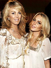 Lindsay Lohan's Mom: I Won't Give Up on My Daughter