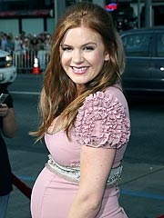 Isla Fisher Opens Up About Her Pregnancy