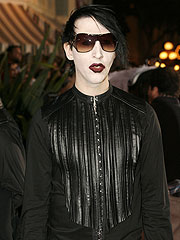 QUOTED: Marilyn Manson Gets Cheesy