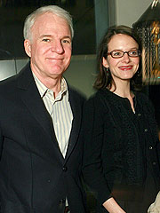 Steve Martin Gets Married at L.A. Home