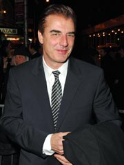 Chris Noth Has Big Plans for His Baby Boy