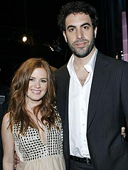Isla Fisher on the Perils of Dating Sacha Baron Cohen