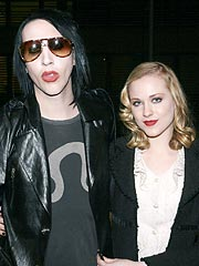 Evan Rachel Wood Defends Marilyn Manson Breakup