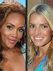 Vivica A. Fox: Jessica Simpson 'Diva' Rumors Are  'Lies'