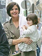 Katie Holmes: Suri Is a 'Very Strong Woman'