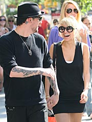 Nicole Richie and Joel Madden Engaged?