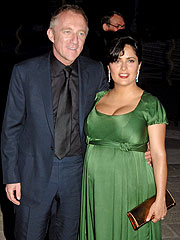 Salma Hayek Has a Baby Girl