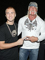 Hulk Hogan's Son Getting Early Release from Jail