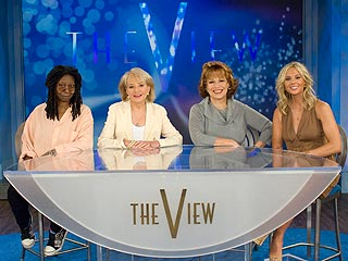 WEEK AHEAD: Whoopi Spices Up The View