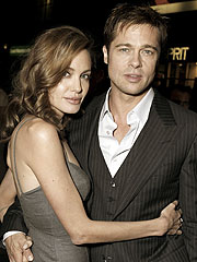 Brad & Angelina Teaming Up for HBO Series