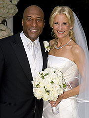 Talk Show Host Byron Allen Marries TV Producer